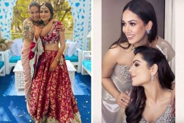 Mira Rajput Kapoor Friend's Wedding