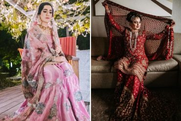 Muslim Wedding Outfit Ideas