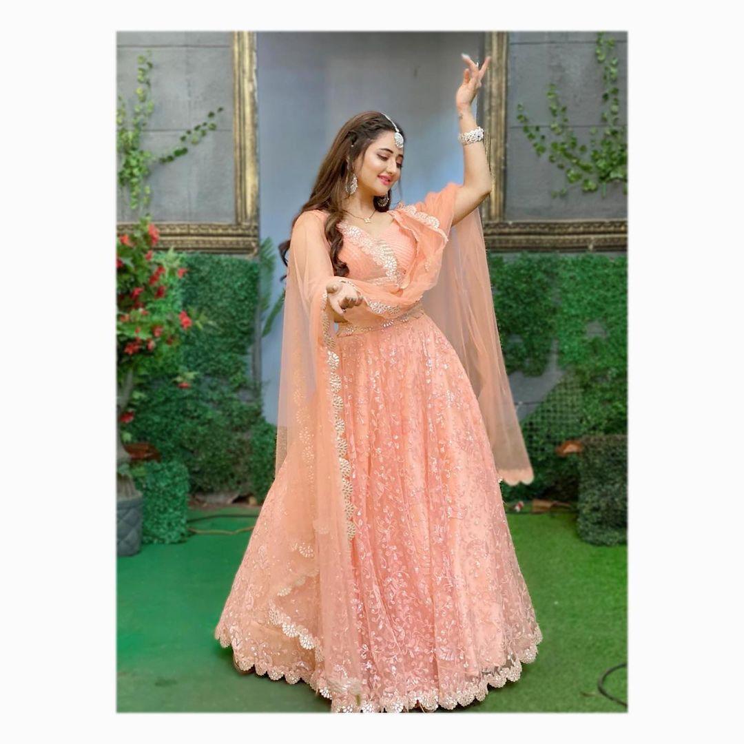 Rashami Desai Outifts for weddings