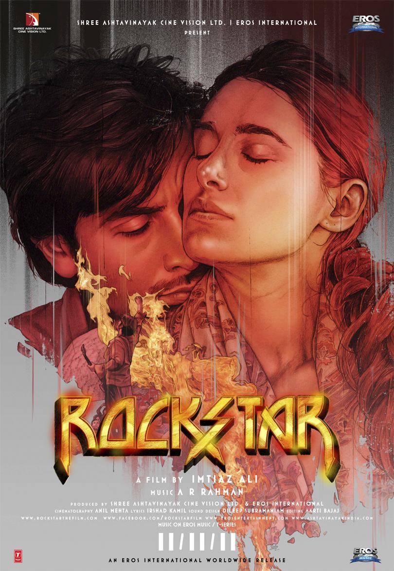 Rockstar hindi movie