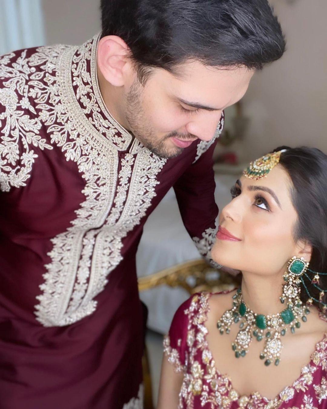 Sejal and Arjun