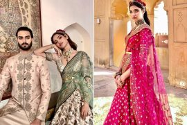 Summer Wedding Collection By JJ Valaya
