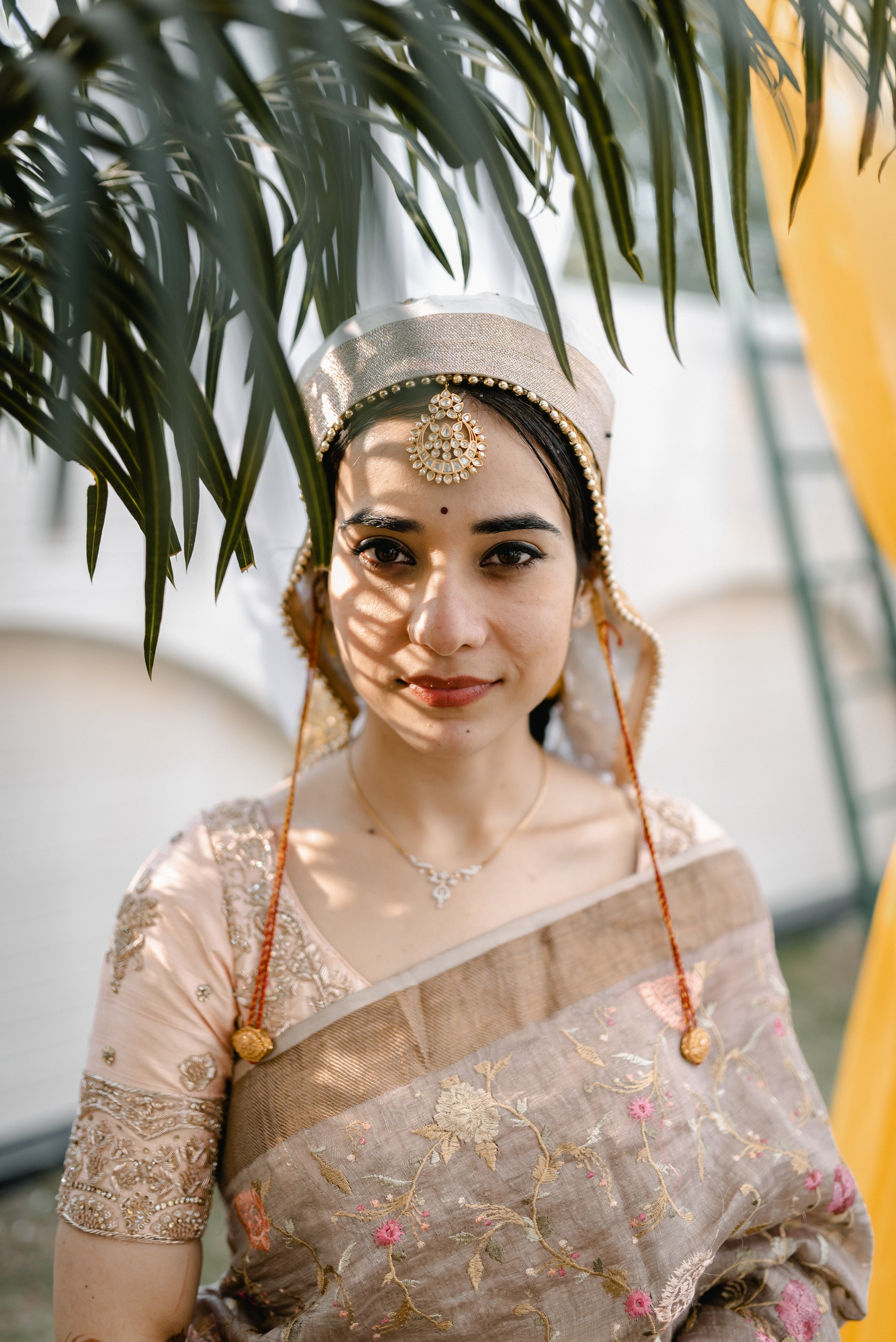 authentic KAshmiri bride