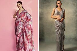 shimmer sarees online