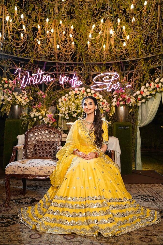 engagement bridal portrait
