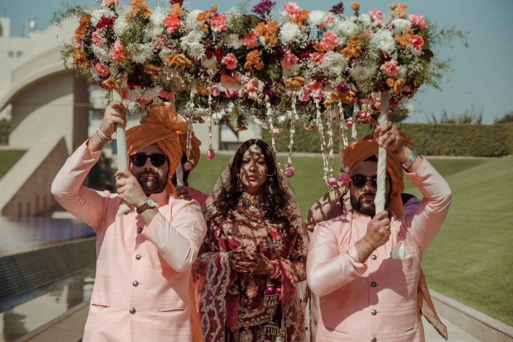 floral ideas for phoolon ki chaadar