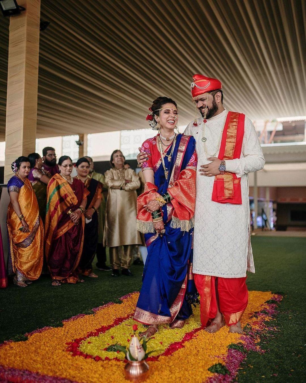 grihapravesh marathi wedding