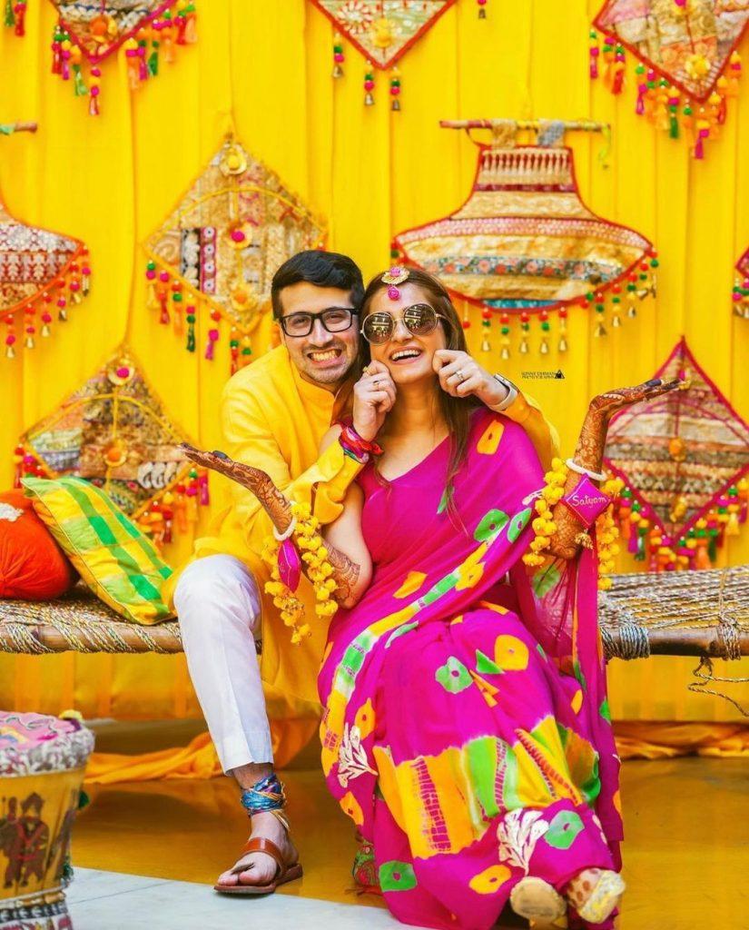 Brides With Sunglasses