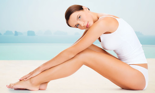 hair removal process