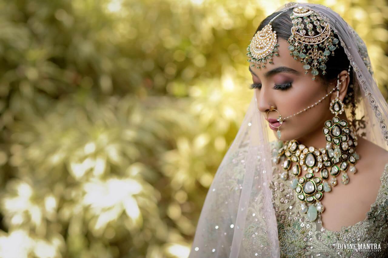 punjabi bridal shot