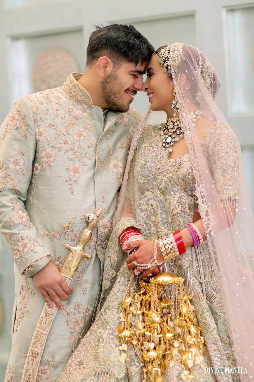 punjabi couple shot