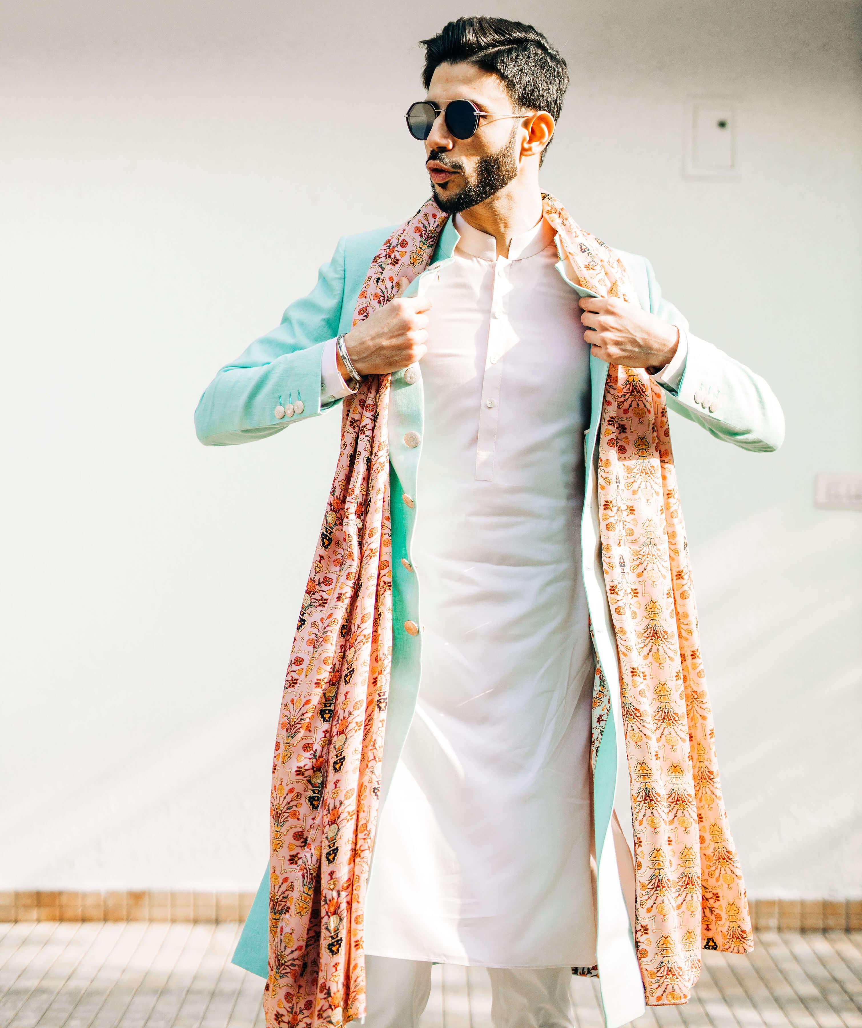 punjabi groom shot