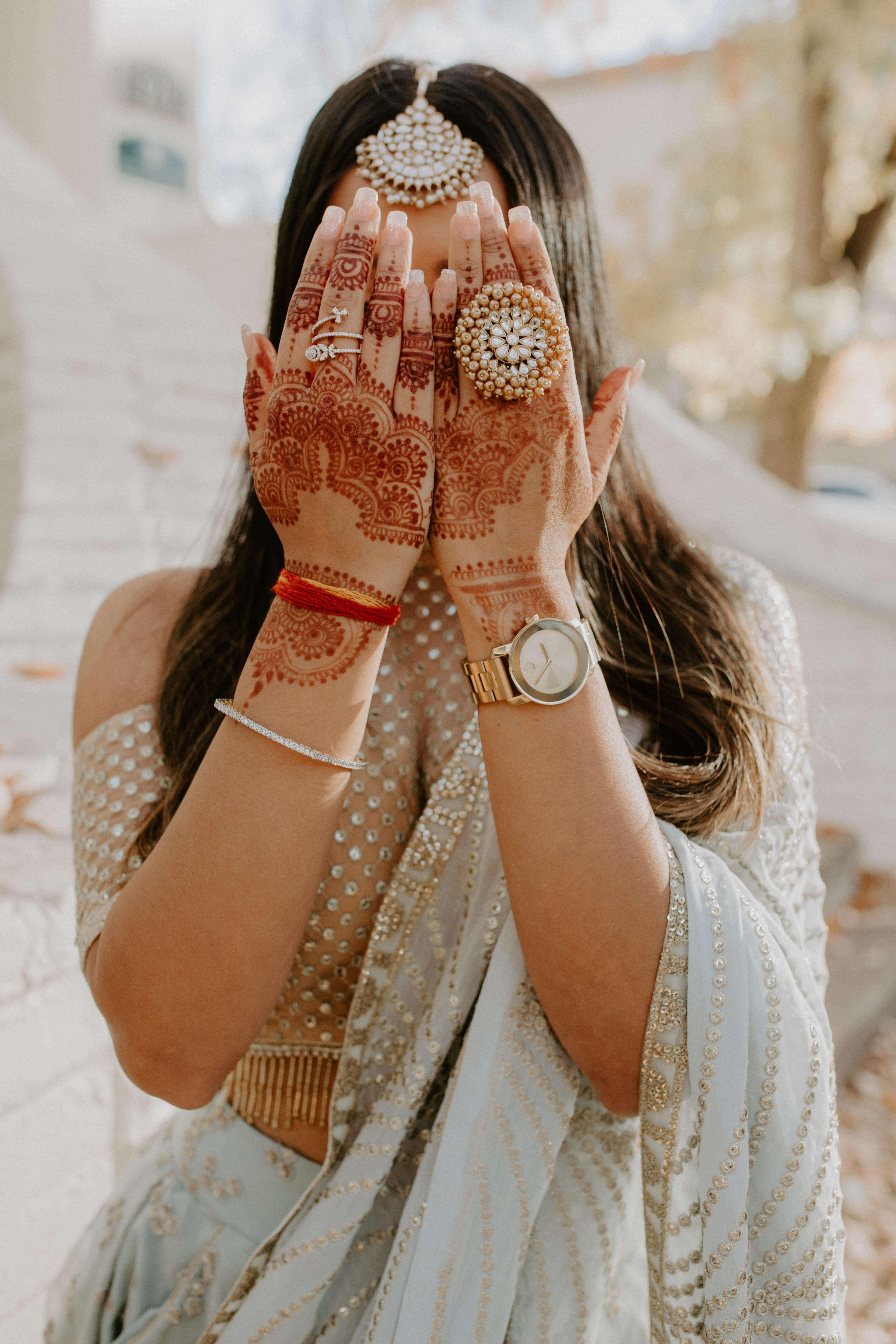 roka ceremony jewellery