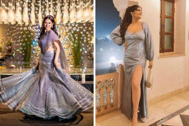 silver metallic outfits