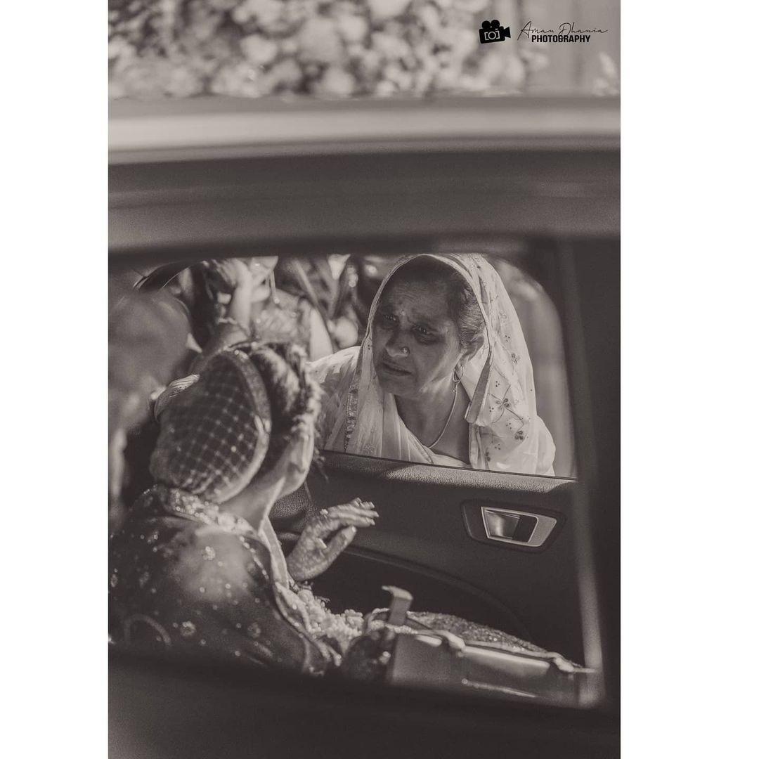 vidaai ceremony picture