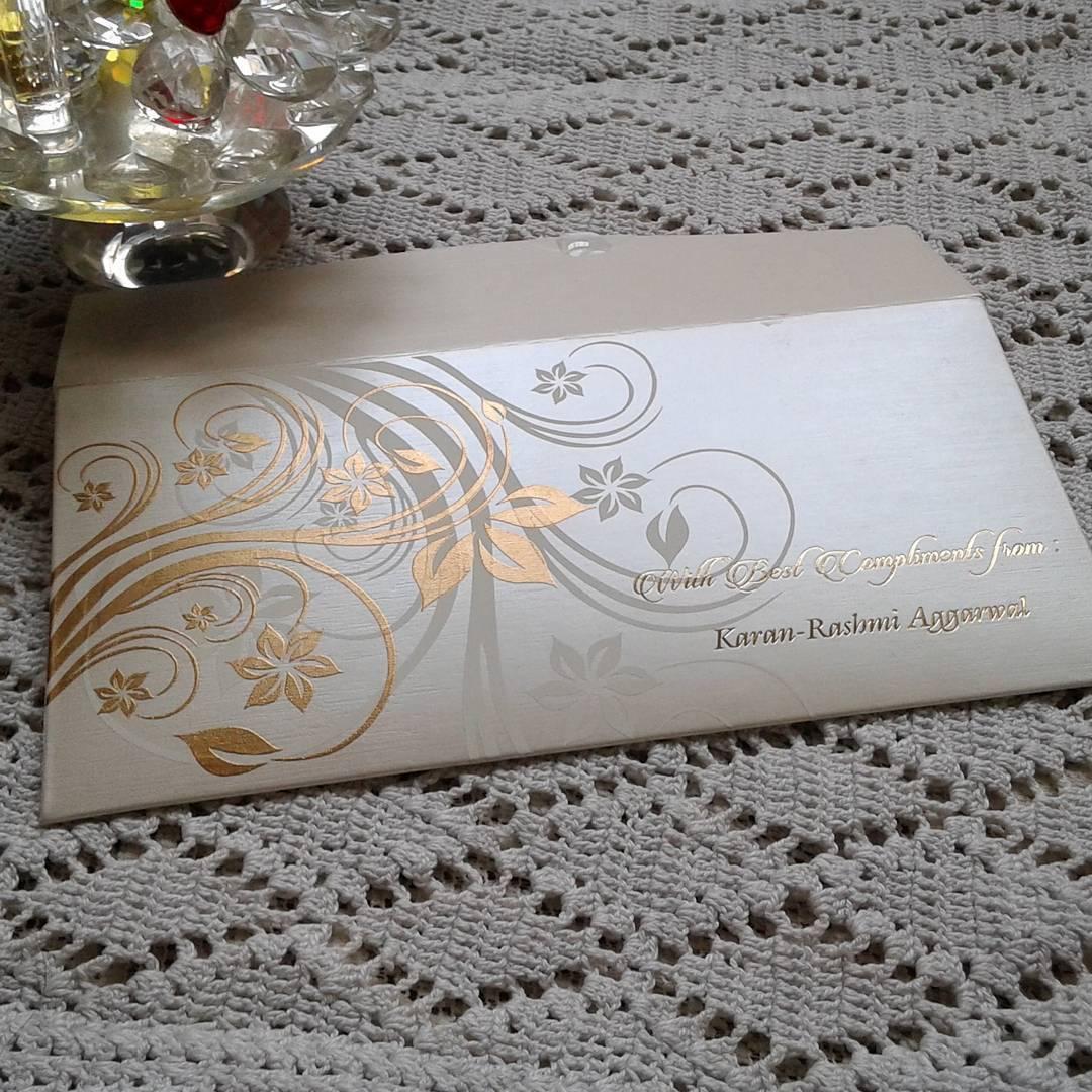 wedding sagan envelopes