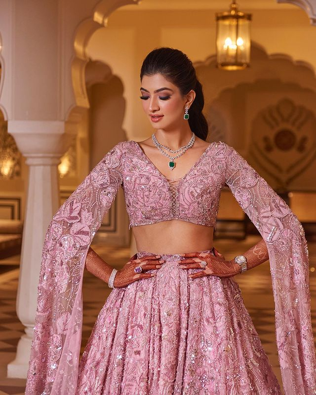 Sangeet Ceremony Outfit