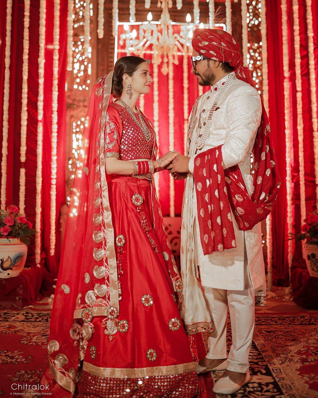 Bollywood lyricist Kunaal Verma wedding