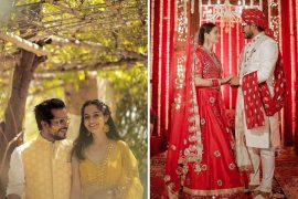 Kunaal Verma's Wedding In Jaipur