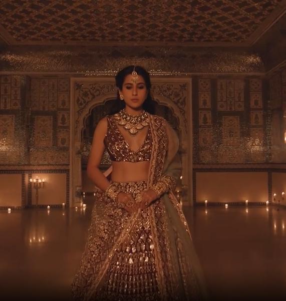 Manish Malhotra bridal couture