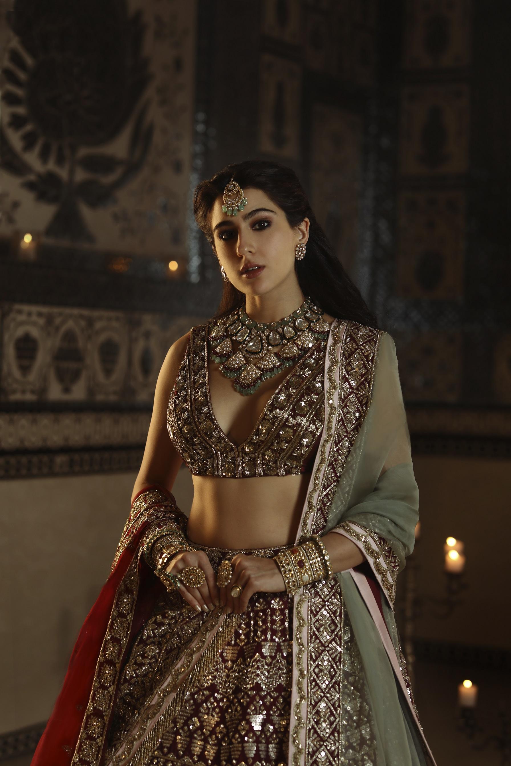 Manish Malhotra latest bridal collection