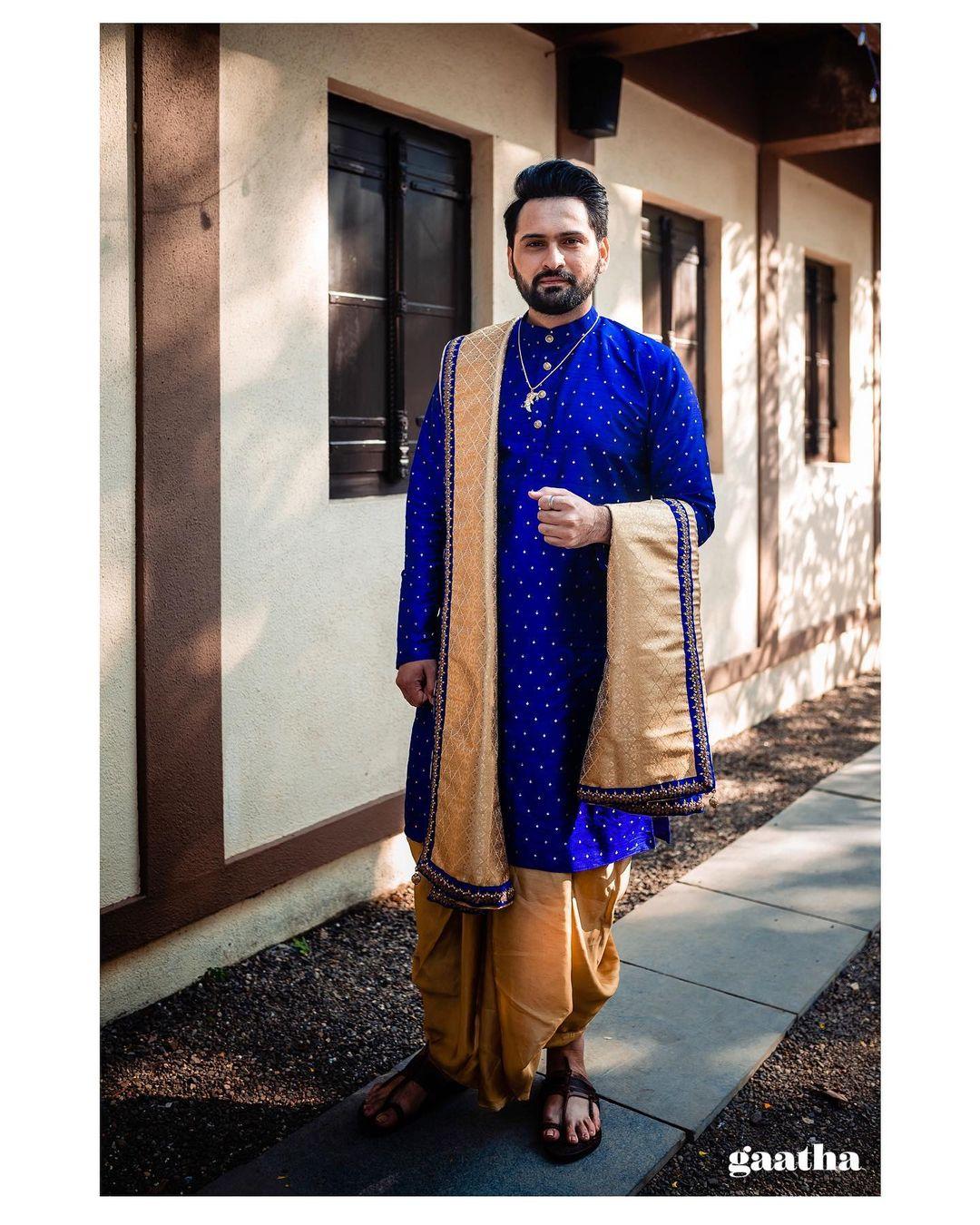 Marathi actor Siddharth