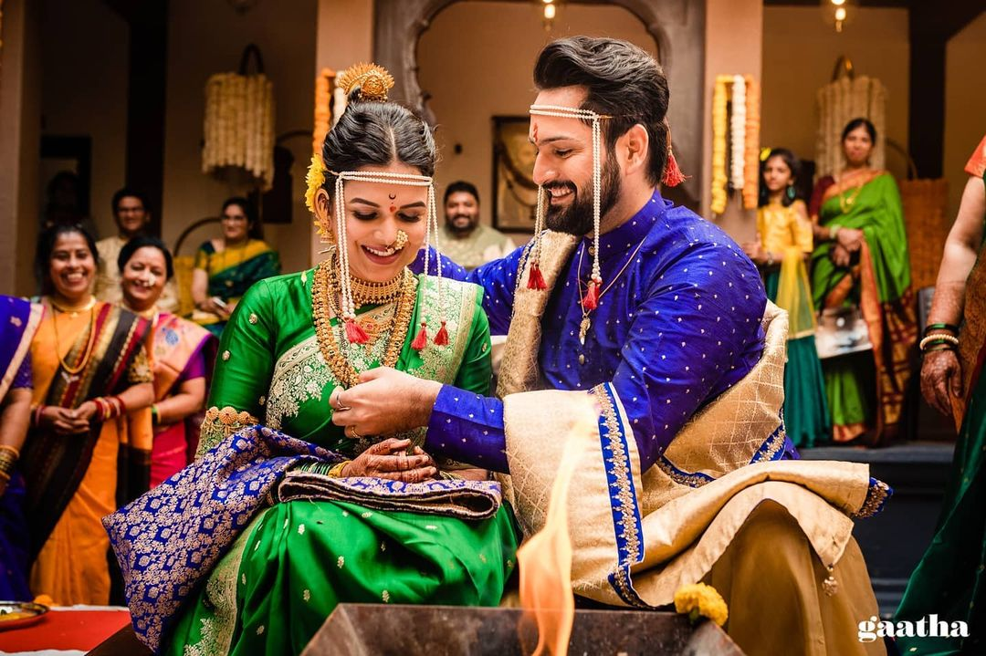 Mithali and Siddharth wedding