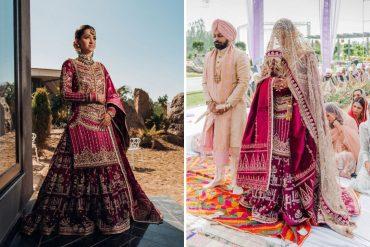 Outdoor Sikh Wedding