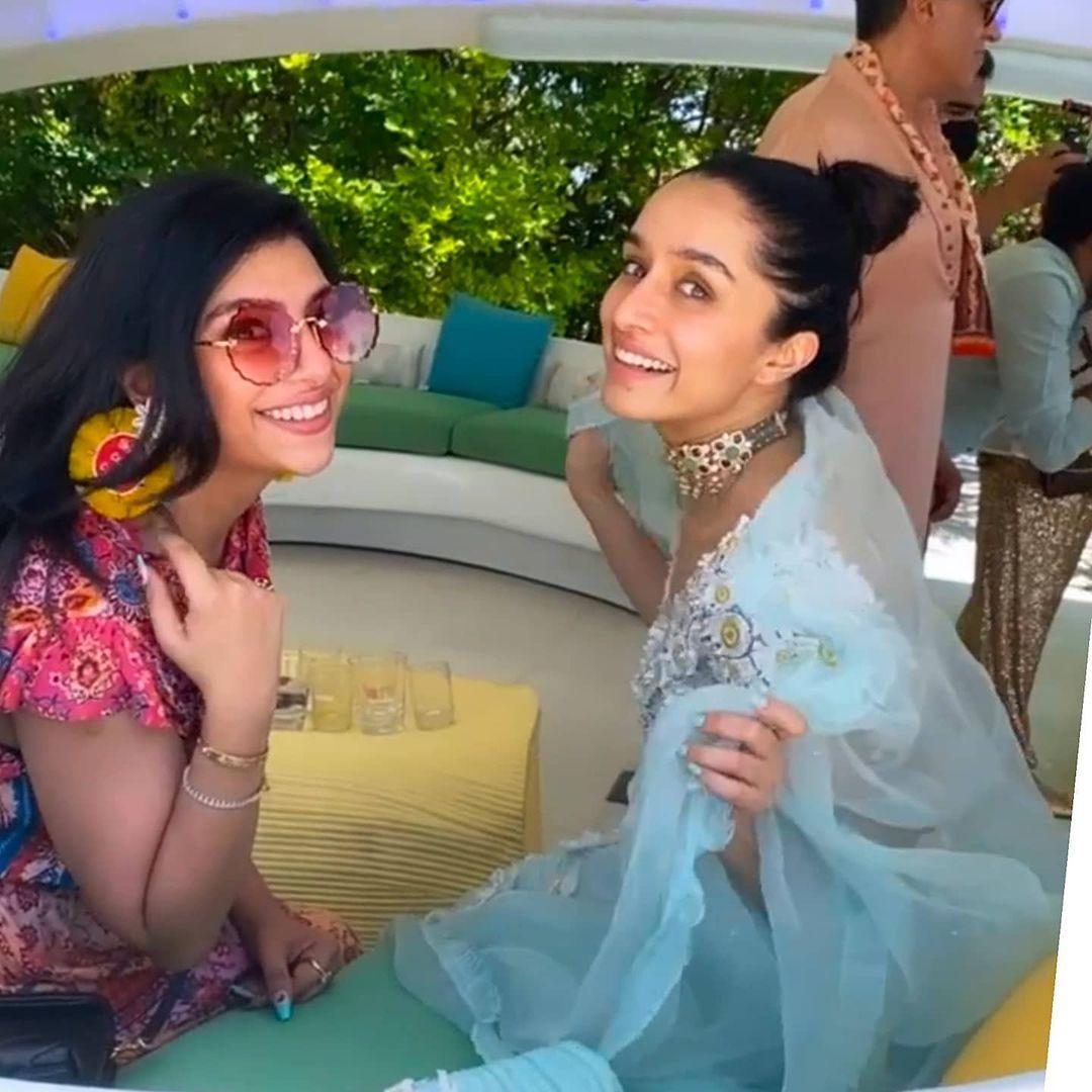 Priyaank Sharma & Shaza Morani's wedding bash