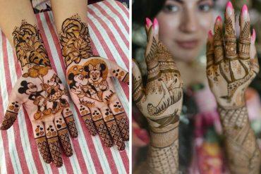 bridal henna designs