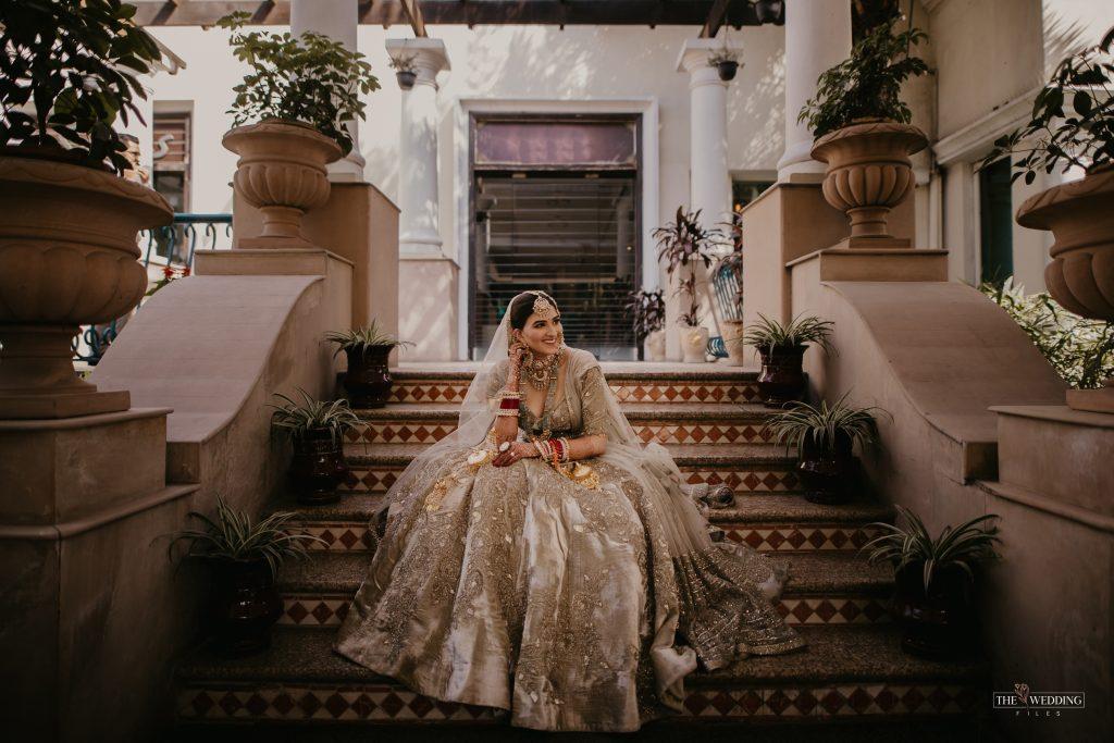 bridal wedding portraits