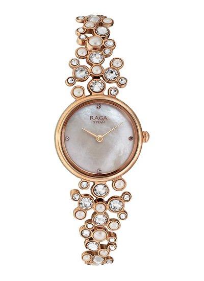 bracelet bridal watch