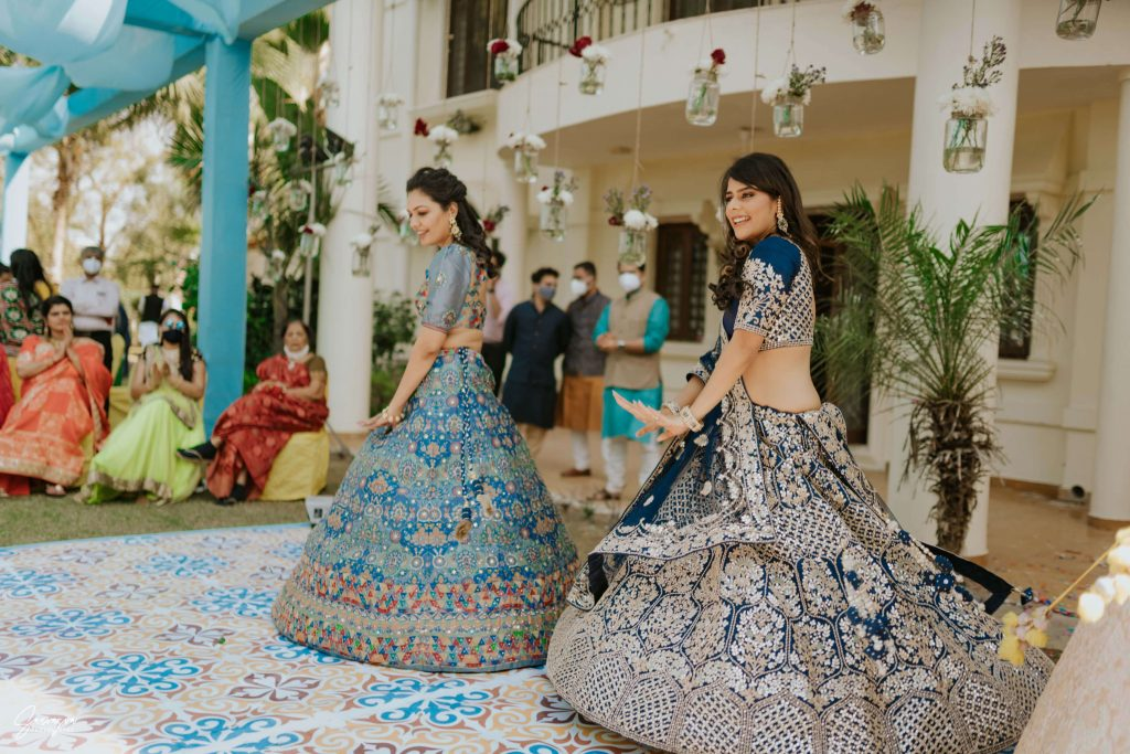 bridesmaids dance ideas