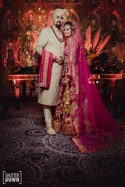 fun and intimate wedding