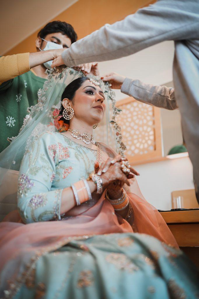 offbeat bridal chooda