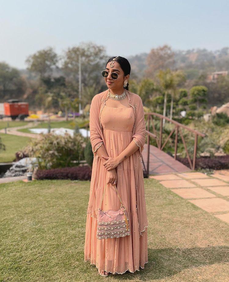 Prajakta Koli's Bridesmaid Lookbook