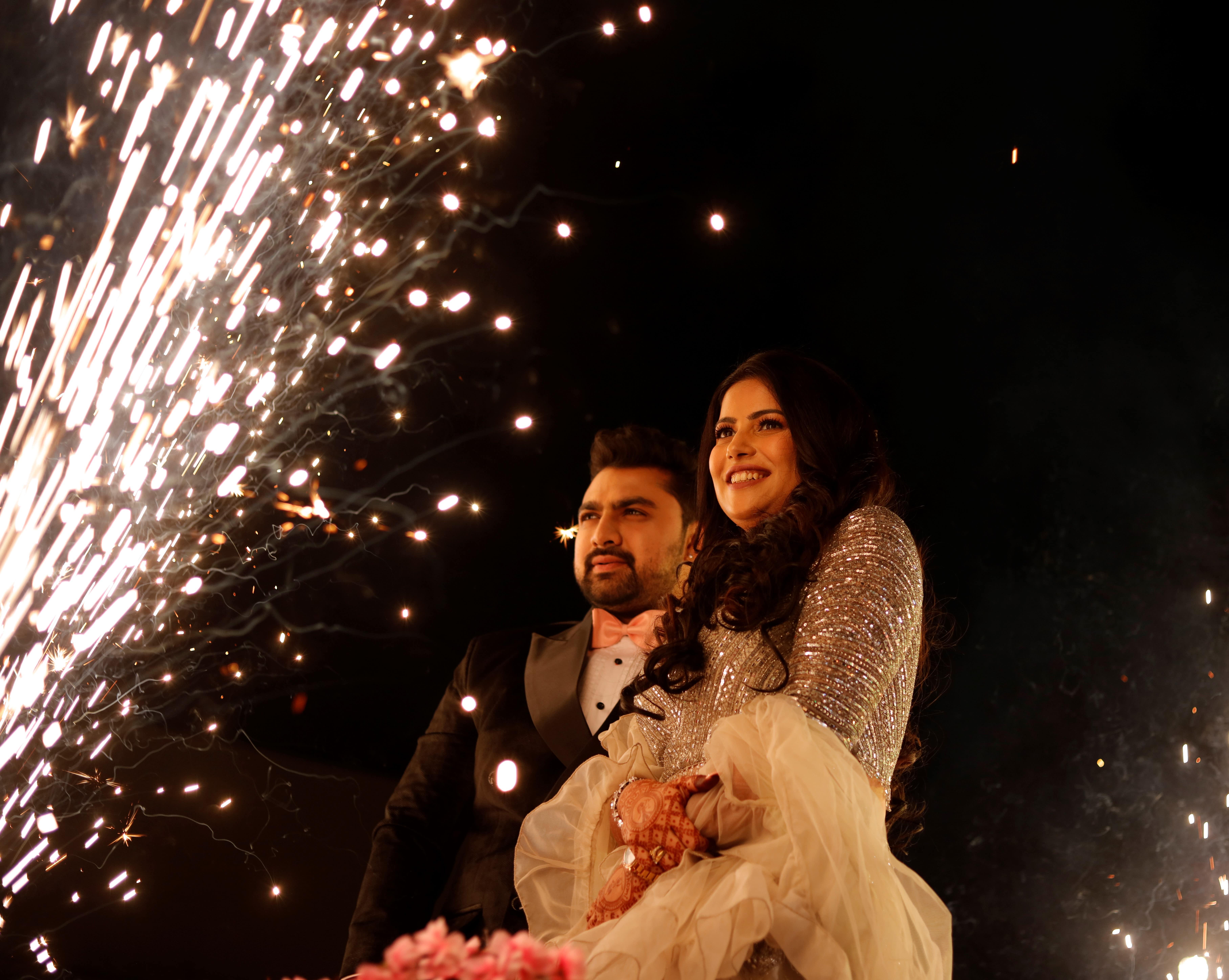 Gujarati And Punjabi Wedding
