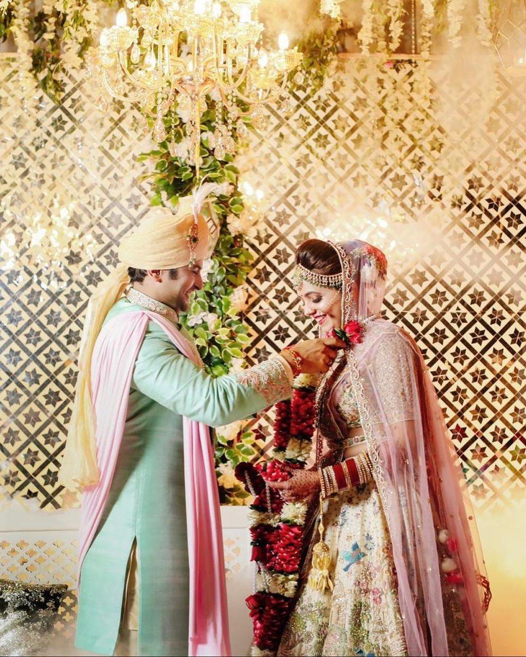 Comedian-Actress Sugandha Mishra wedding