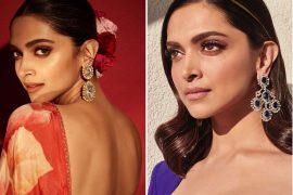 Deepika Padukone's earring