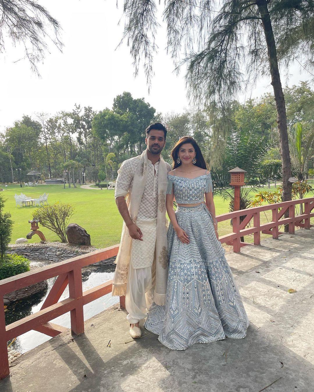 Mehreen Pirzada & Bhavya Bishnoi