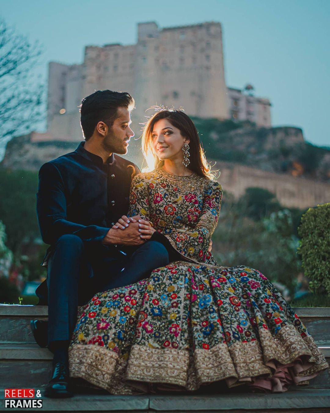 Sahil Kochhar bridal gown