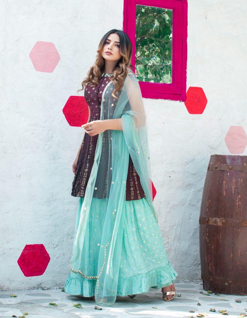 fashion influencer Aisha Mahdi