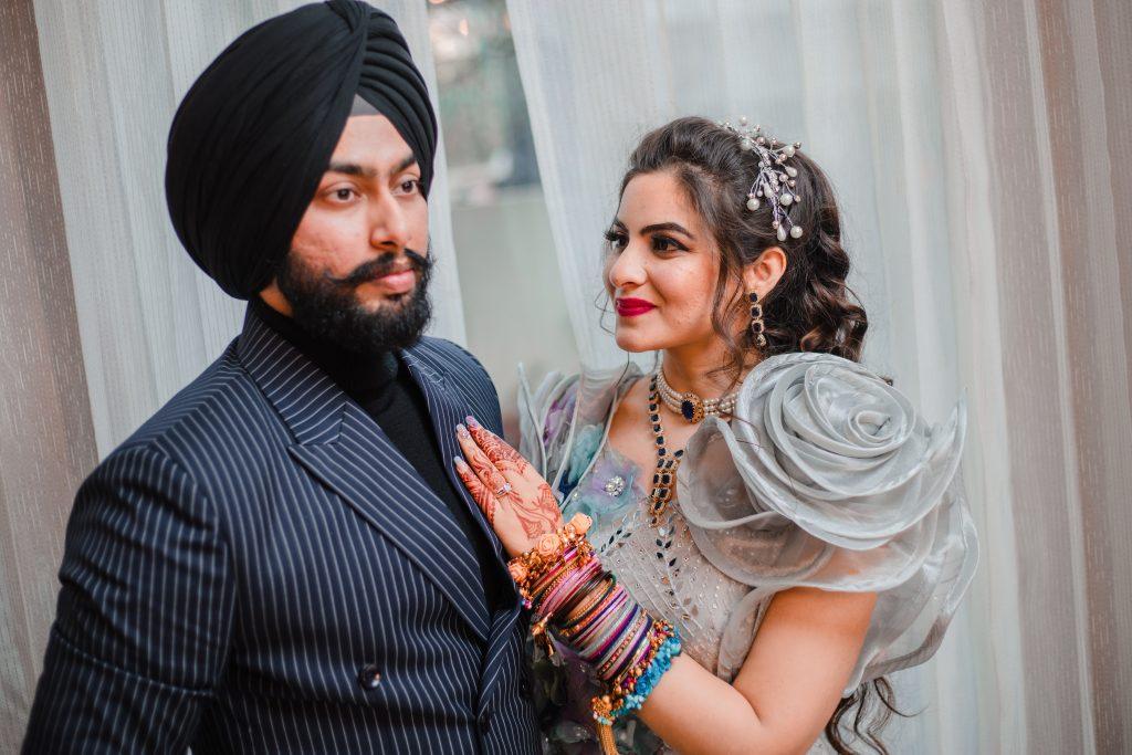 Punjabi bangle ceremony
