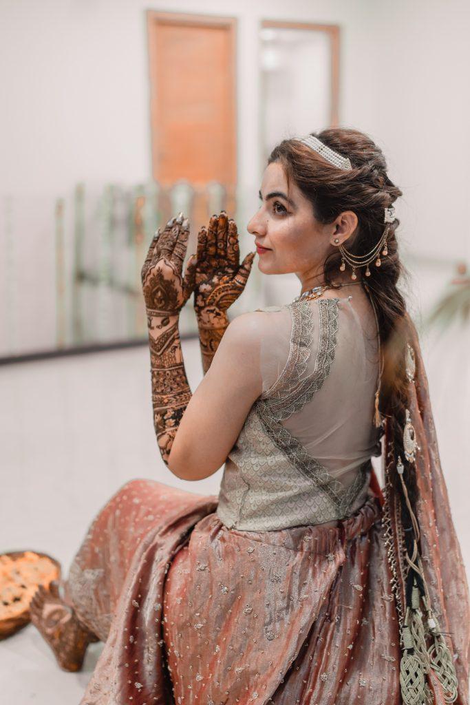 bridal braids ideas