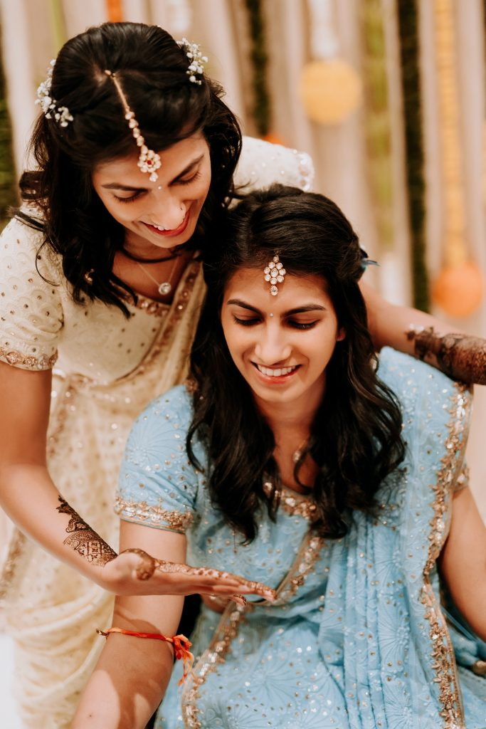 Double Wedding Of Twin Sisters