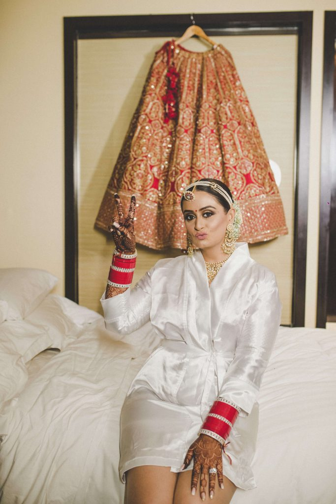 bridal robe ideas