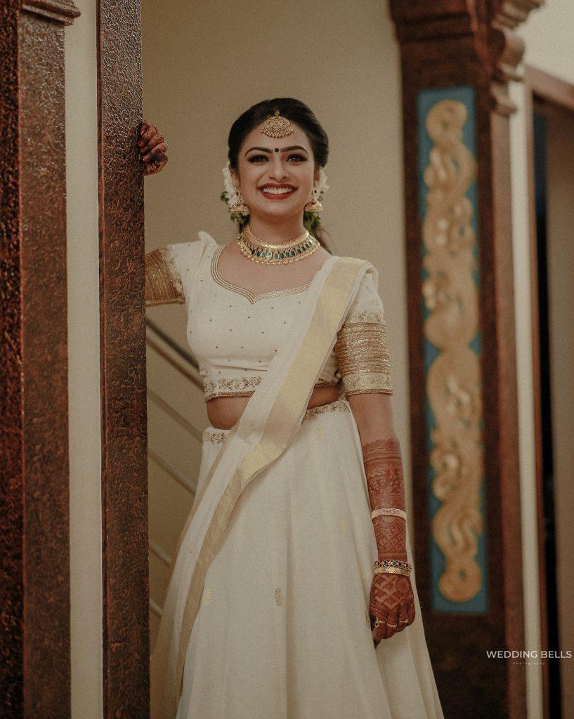 Traditional Kerala attire
