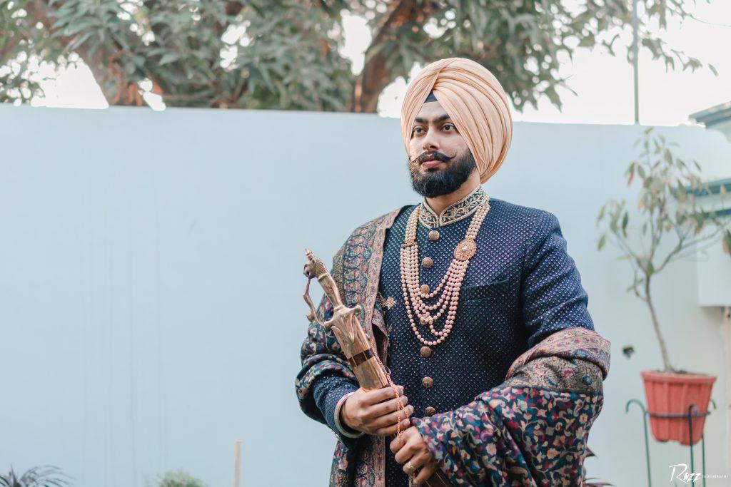 groom wedding sherwani