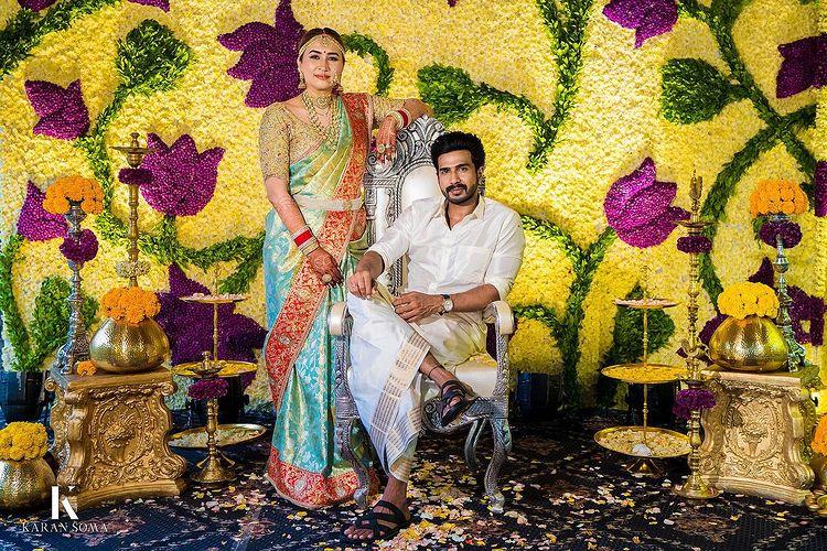 Jwala Gutta Wedding Pictures