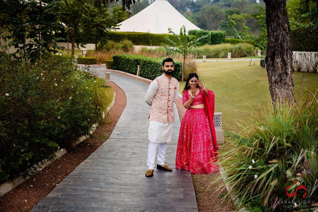 Punjabi Wedding In Chandigarh